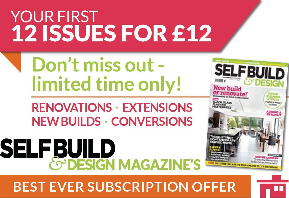 Selfbuild and design magazine subscription offer selfbuild and design magazine subscription offer sisterspd