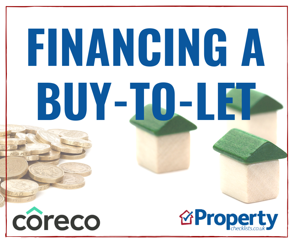 Financing a buy to let checklist
