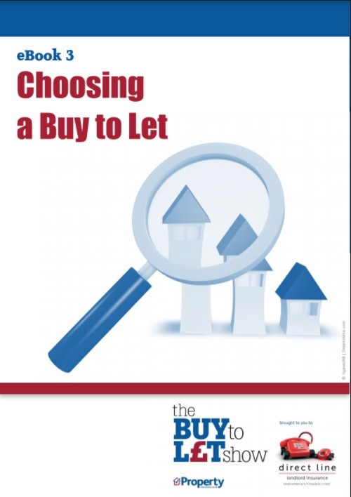 DOWNLOAD eBook 3 - How to choose a Buy to Let