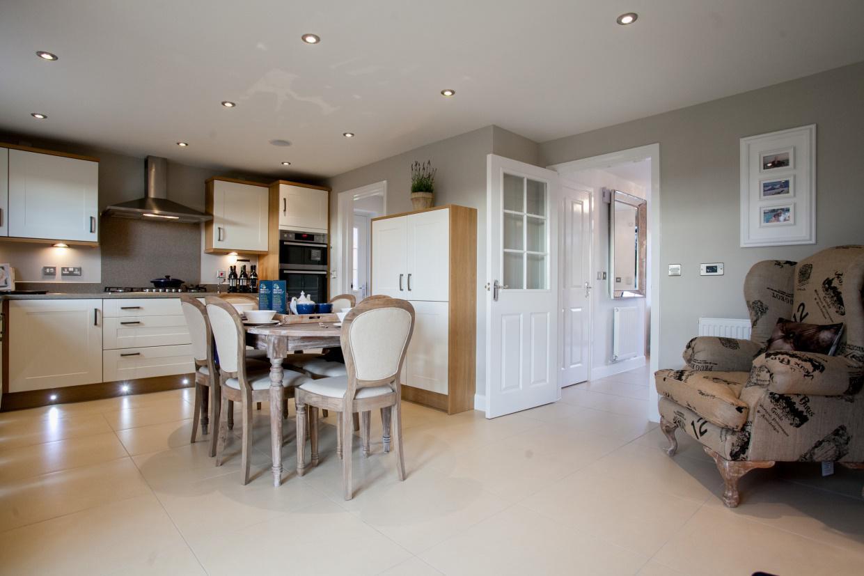 David Wilson Home Interiors