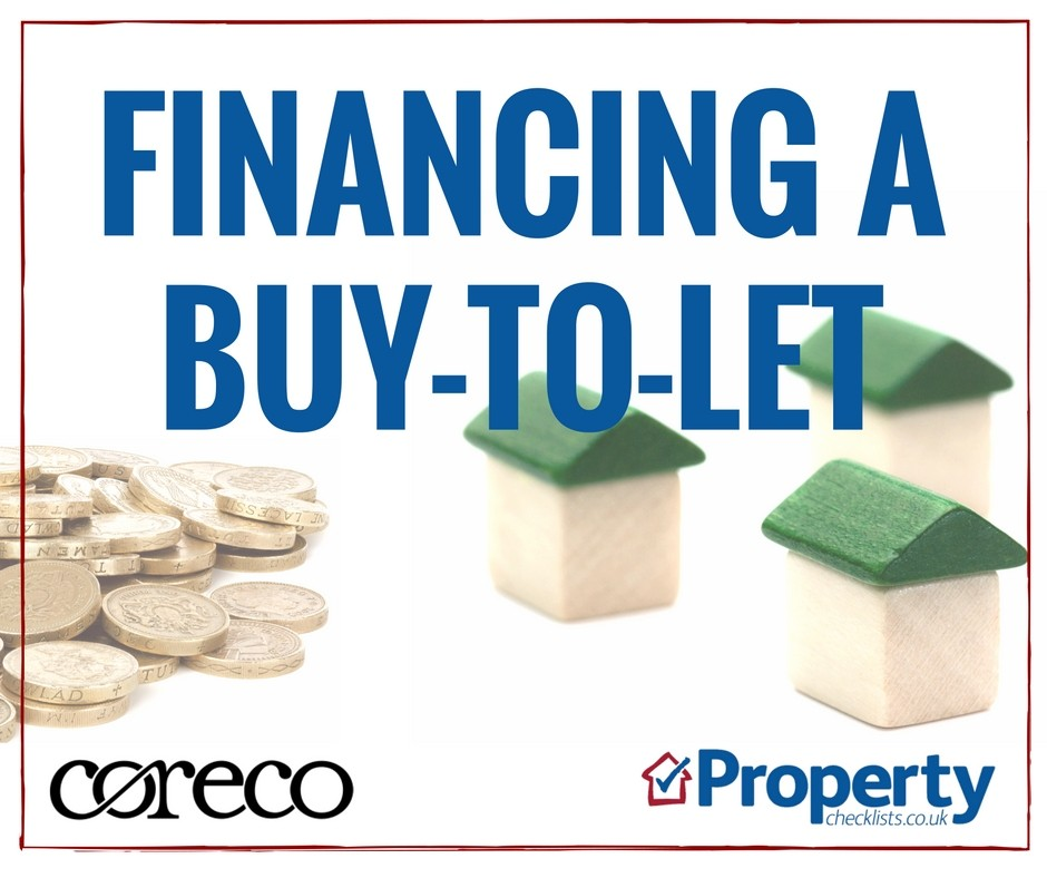 Financing a buy to let for Lenders for land purchase