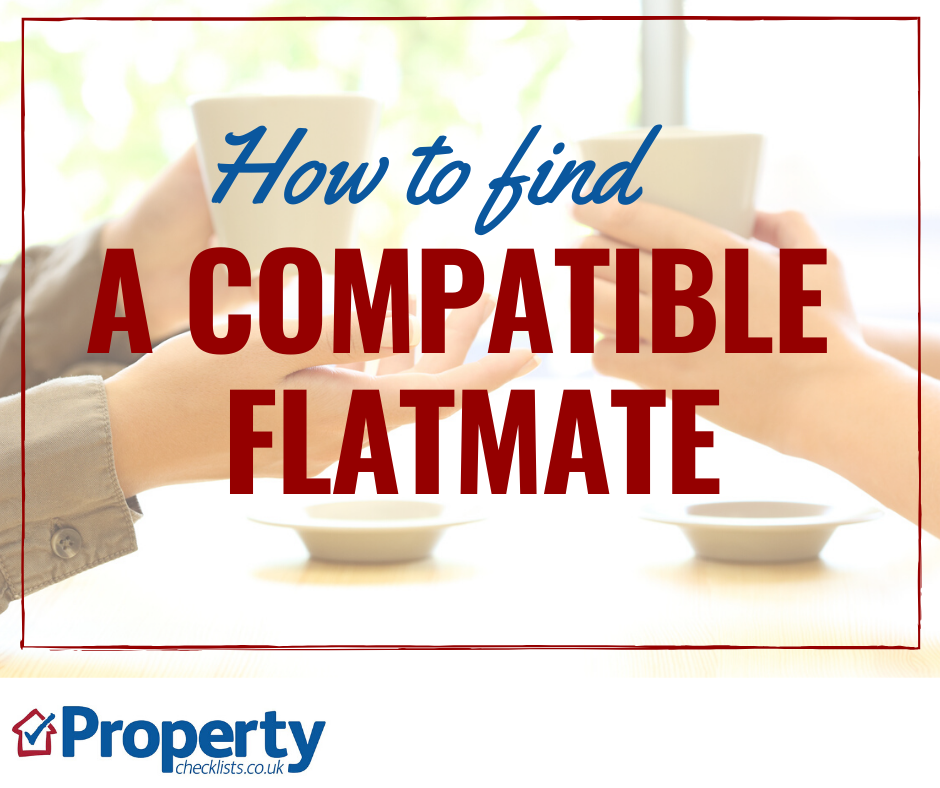 How to find a compatible flatmate