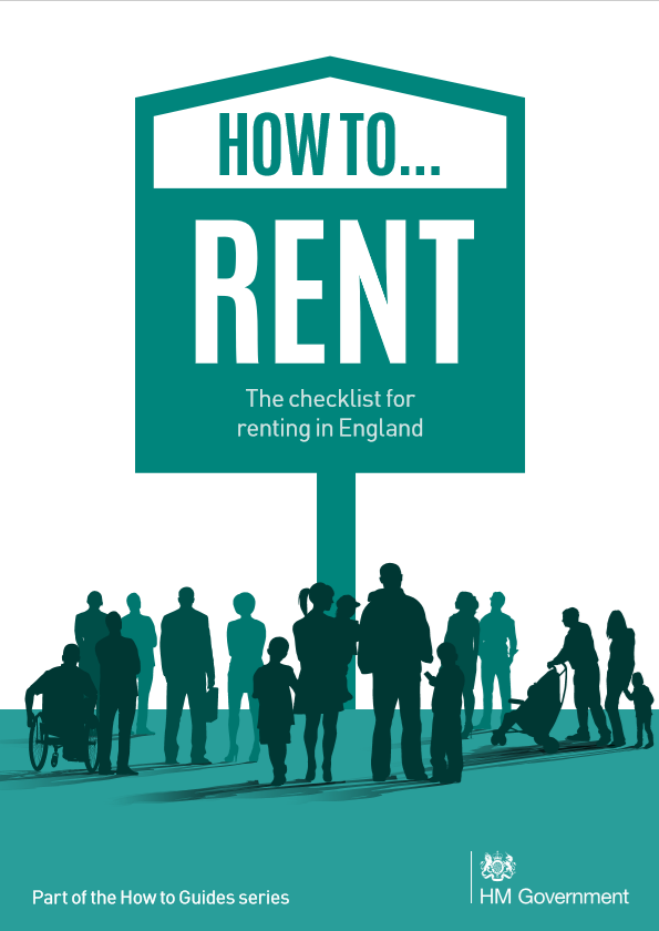 How to rent - a guide for current and prospective tenants in the private rented sector in England