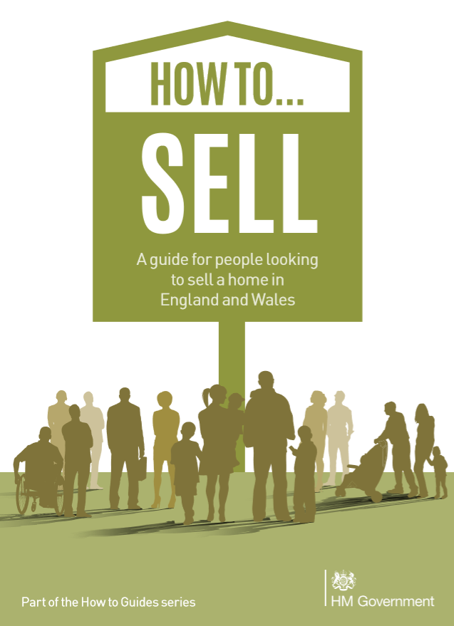 How to Sell Guide - A guide for people looking to sell a home in England and Wales
