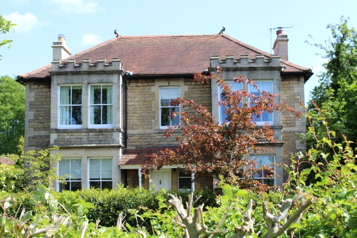 Double fronted period property