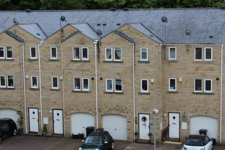 Block of flats - property investment