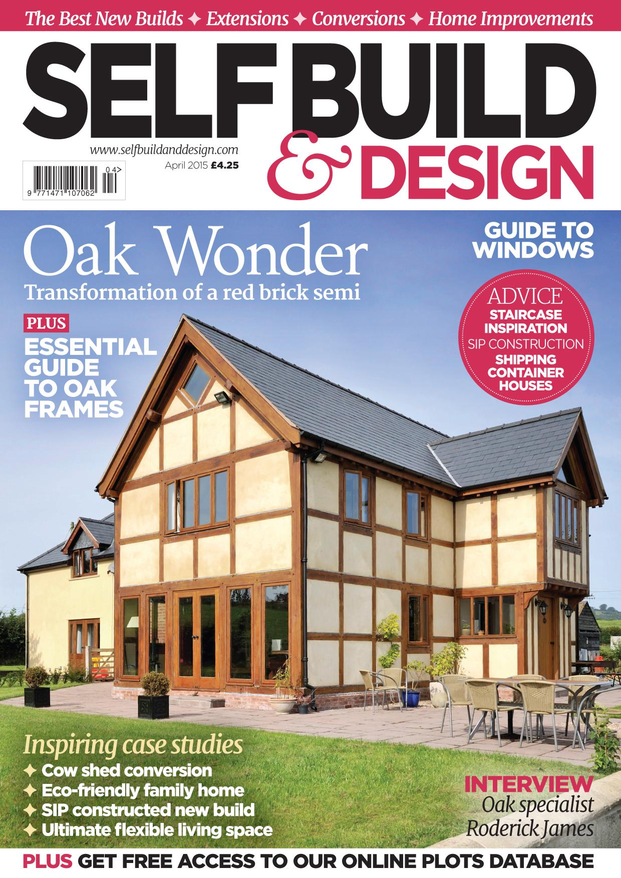 Magazine Subscription Offer. Self Build & Design ...
